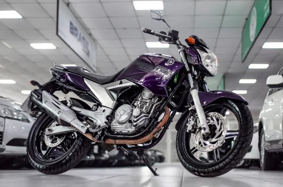 Yamaha Fazer 250 2011 Roxa Cod:.1011