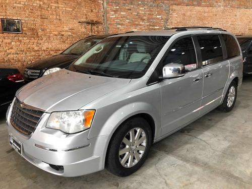 Chrysler Town & Country 3.8 V6 Gasolina Touring Automático