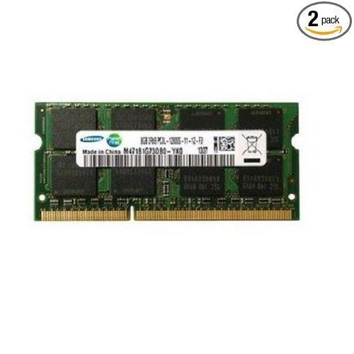 Memoria Ram Samsung 16gb Kit 2x8gb Ddr3 Pc3l 1600mhz Laptop