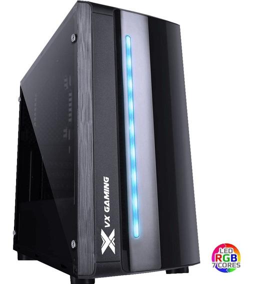 Cpu Gamer Intel I3 7100 7º Geração 4gb Ssd 120gb C/nfe