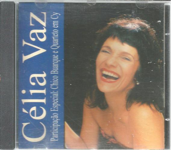 Cd - Celia Vaz + Chico Buarque + Quarteto Em Cy - Lacrado