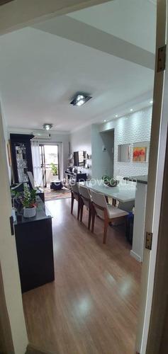 Apartamento À Venda Em Jardim Alto Da Boa Vista - Ap287861
