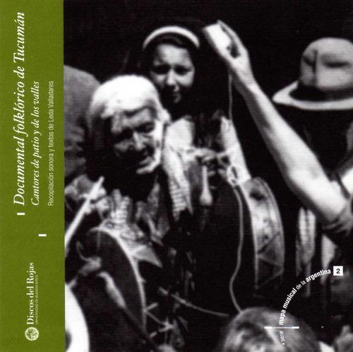 Leda Valladares - Doc. Folk.de Tucumán - Cd