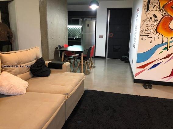 Apartamento Para Venda Em São Paulo, Vila Leopoldina, 1 Dormitório, 1 Banheiro, 1 Vaga - 8598_2-942438