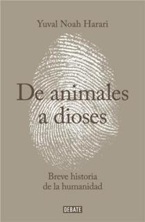 Libro De Animales A Dioses - Yuval Noah Harari