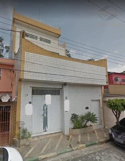 Sobrado À Venda, 559 M² Por R$ 649.818,01 - Nova Petrópolis - São Bernardo Do Campo/sp - So0541