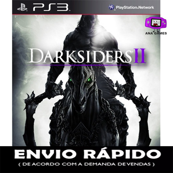 Darksiders 2 Ps3 - Jogo Digital