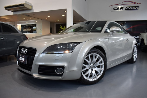 Audi Tt Coupe 1.8 Tfsi Mt - Car Cash