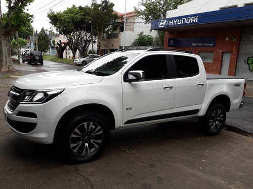 Chevrolet S10 2.8 Cd 4x4 Ltz Tdci 200cv At 2019