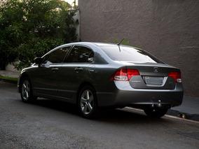 Honda Civic Lxs 1.8 Mec. Ano 2009