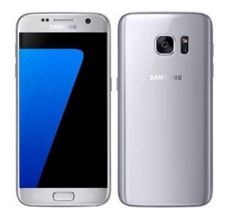 Samsung Galaxy S7 Sm-g930a 32gb Plata Titanio Desbloque-0980