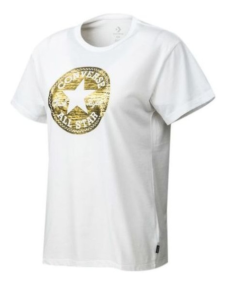 Converse Remera Precious Metal W Mode3793