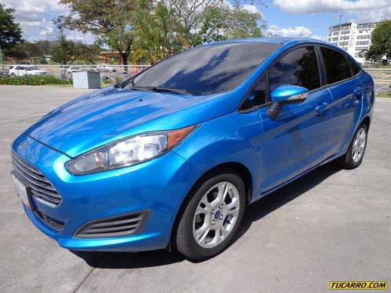 Ford Fiesta Titanium Sincrónico