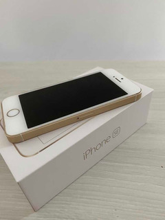 iPhone 5se Rose Gold 64gb Regulamentado Pela Anatel