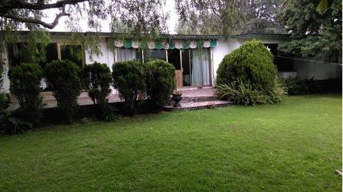 Excelente Oportunidad De Inversión, Casa En 1 Solo Nivel / Jardines Del Pedregal