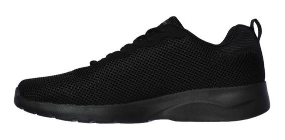Skechers Tenis Hombre 58362bbk Negro
