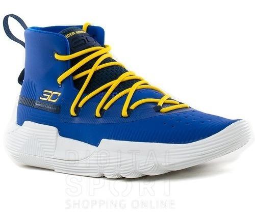 Zapatillas De Basquet Stephen Curry 3zero Ii