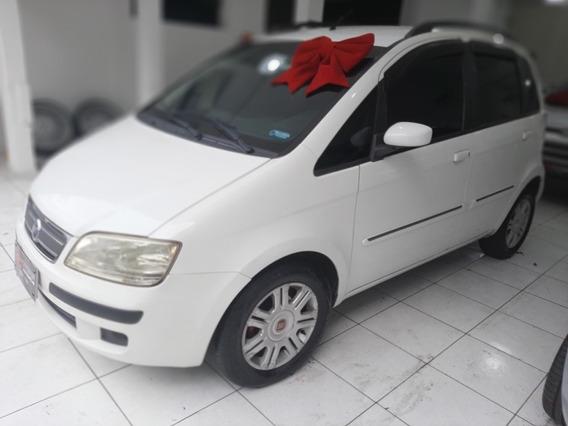 Fiat Idea 2006 1.8 Hlx Flex 5p