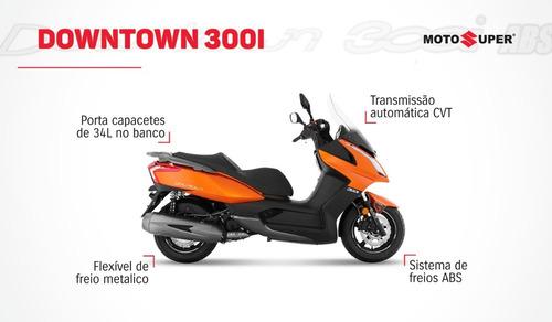 Kymco 300i Downtown Zero 2022