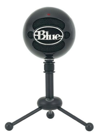 Micrófono Usb Clásico Snowball Estudio Blue Microphones