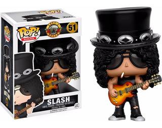 Funko Pop Slash 51 Guns N´ Roses Distribuidora Lv
