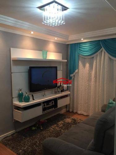 Imagem 1 de 30 de Apartamento Com 1 Dormitório À Venda, 39 M² Por R$ 180.000,00 - Jardim Santa Terezinha - São Paulo/sp - Ap2161