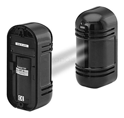 Sensor Barrera Infrarrojos Alarma 30m
