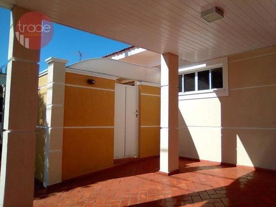 Casa Com 3 Dormitórios Para Alugar, 108 M² Por R$ 2.300,00/mês - Residencial Jequitibá - Ribeirão Preto/sp - Ca3662