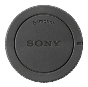 Tampa De Corpo De Camera Sony Alpha Nex E-mount