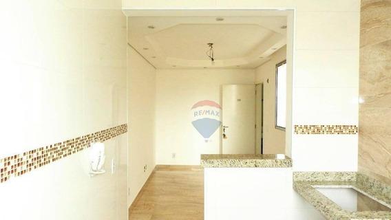 Apartamento 2 Dormitórios Em Americana - Sp - Ap0170
