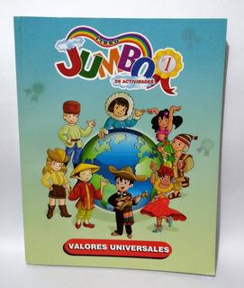 Libro De Actividades Jumbo#1 Valores Universales 224 Paginas