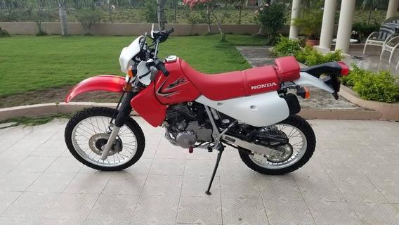 Motor Honda Xr 650 L Rojo Trial Rojo 2016