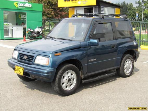 Chevrolet Vitara 4x4 Mt 1.6 Aa Fe