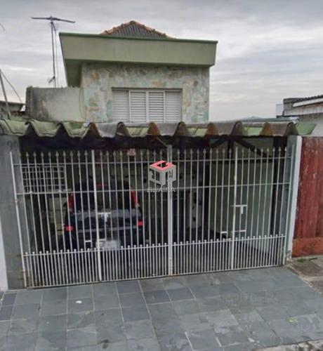 Imagem 1 de 26 de Sobrado À Venda, 3 Quartos, 2 Vagas, Junqueira - Santo André/sp - 99496