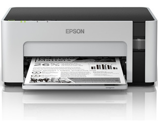 Impresora Epson Ecotank M1120 Monocromatica Inalambrica Wifi