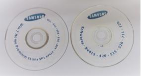 Win7 Home Premium 64 Samsung 2dvd Rv415 420 515 520 711 720