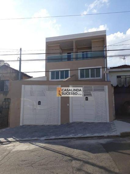 Sobrado 230m² 3 Suites 4 Vagas No Centro Da Vila Matilde - So0526 - So0526