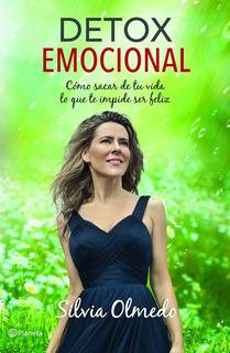 Detox Emocional - Silvia Olmedo - Envio Gratis