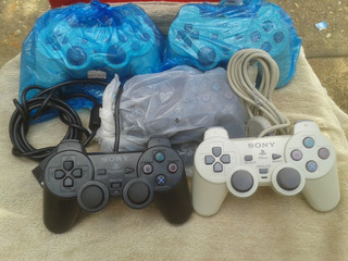 Controles De Play Station One Y Play 2