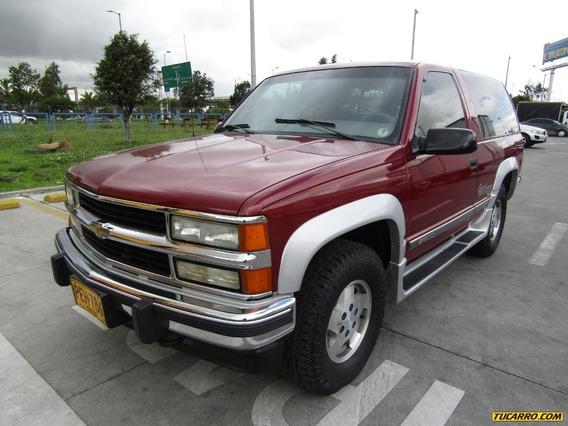 Chevrolet Grand Blazer At 5700