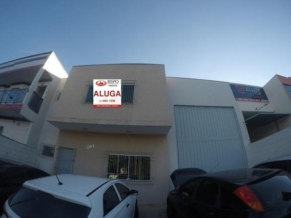 Salão Para Alugar, 450 M² Por R$ 4.000,00/mês - Morada Do Sol - Americana/sp - Sl0171