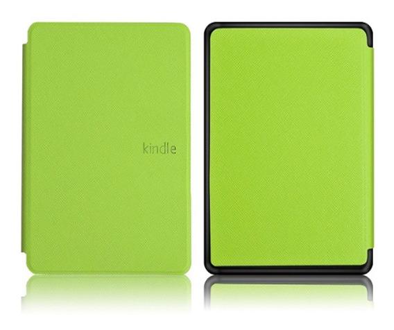 Capa Case Novo Kindle 10 G. - Fecho Magnético + Película E Caneta Touch
