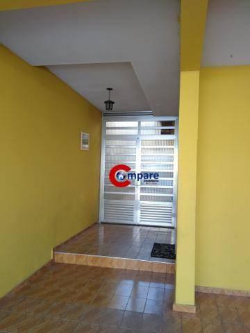 Sobrado Com 4 Dormitórios À Venda, 235 M² Por R$ 580.000 - Vila Fátima - Guarulhos/sp - So1971