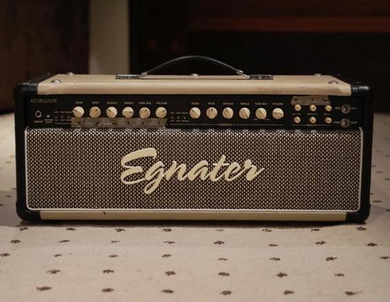 Amplificador/cabeçote Valvulado Egnater Renegade 65w(c/foot)