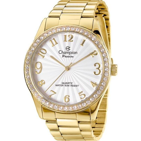 Promoção Relógio Champion Original Feminino Cn29472h