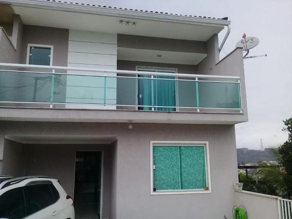Casa Em Estrela Do Norte, São Gonçalo/rj De 160m² 3 Quartos À Venda Por R$ 580.000,00 - Ca215040