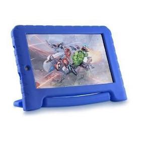 Tablet Multilaser Vingadores Plus 7p Quad 8gb 2c - Nb280