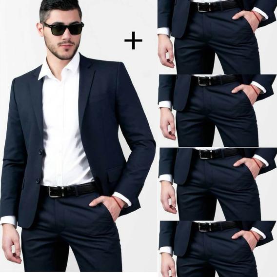 Blazer Slim Italiano Masculino 4 Cores
