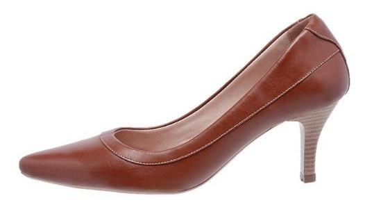 Sapato Salto Alto Scarpin Branco Enfermeira Médica Executiva