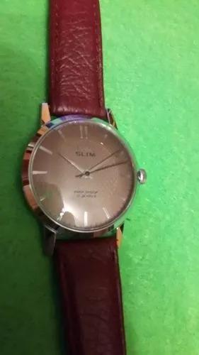 Reloj De Pulsera Slim Indu